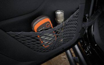 ZIMOCO Jeep Wrangler Seat Nets