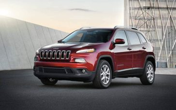 Jeep Cherokee Red Zimoco