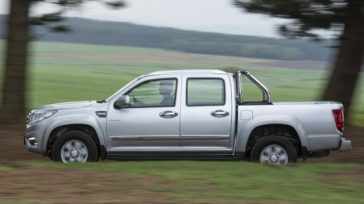 Zimoco Steed 6 Double Cab