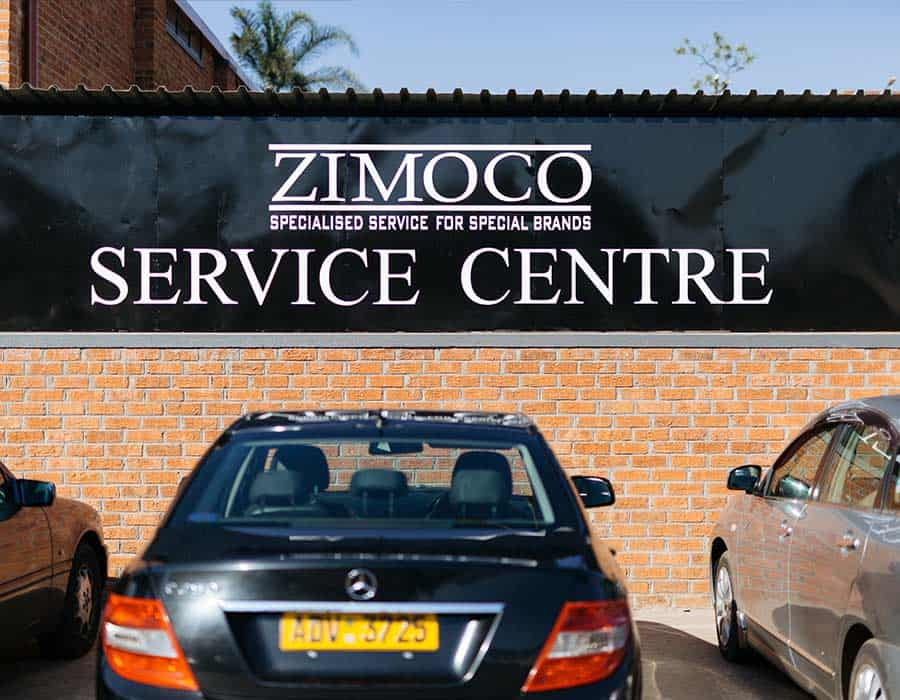 ZIMOCO Services Centre