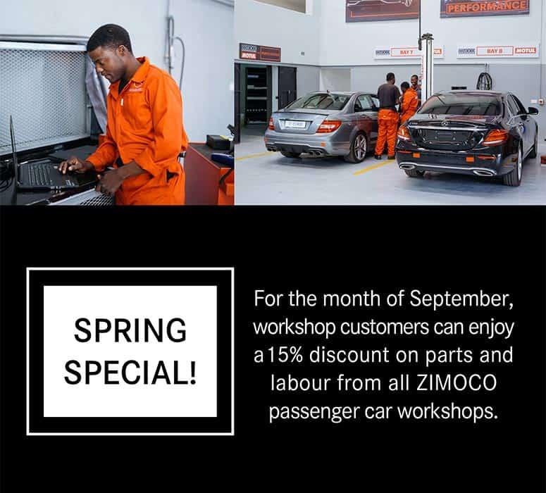 ZIMOCO Spring Special