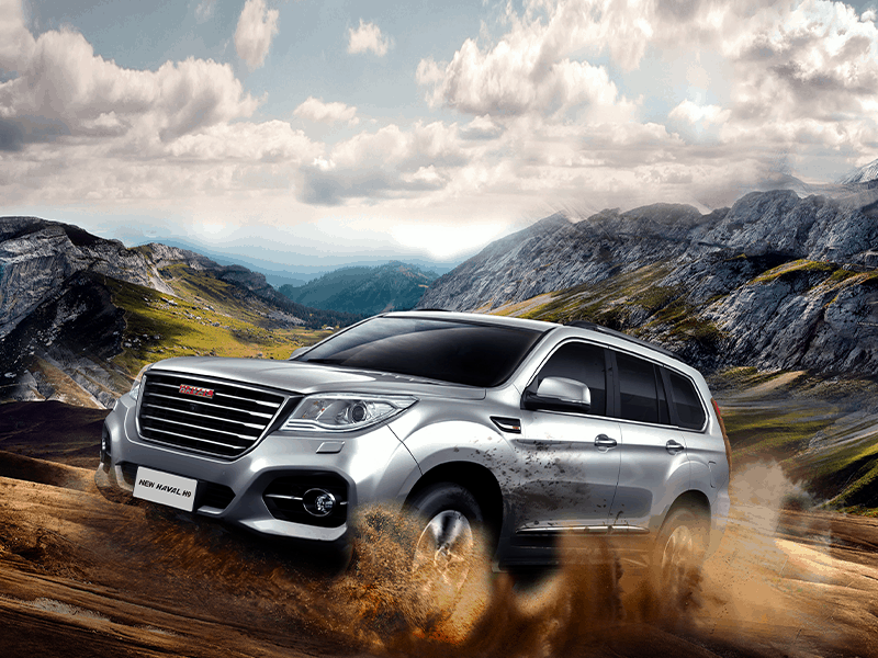 Haval H9 preview